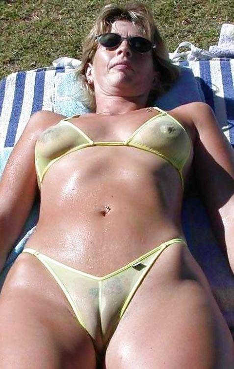 Wet bikini tumblr