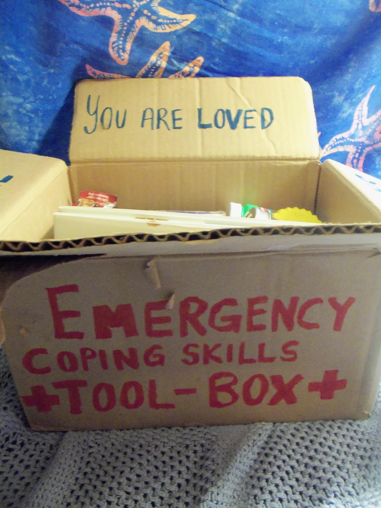 Queerlittleshit Emergency Coping Skills