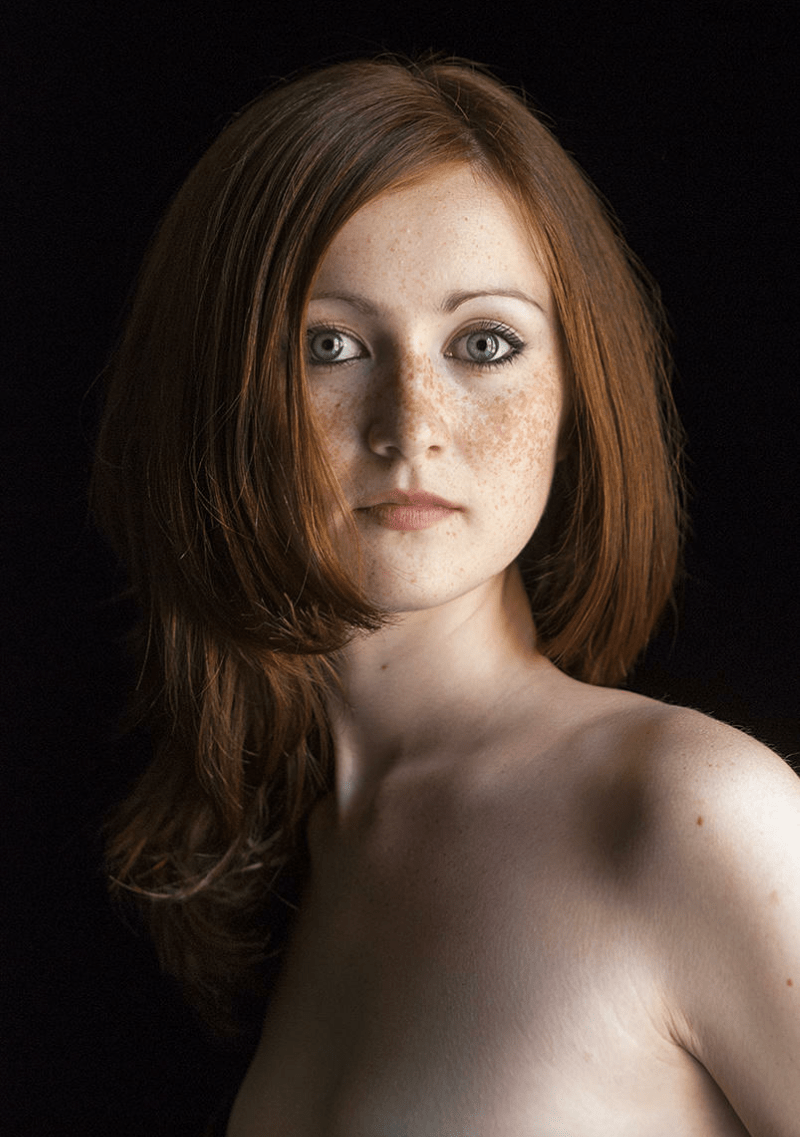 tumblr nude freckles