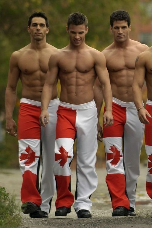"gayosiris-haus-o-ass: ""mythicbeauty: ""Happy Canada Day! "" Happy 150th to all my fellow Canadians. 🇨🇦🇨🇦🇨🇦 """