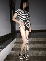 Young Chinese Girl Sex Stairs exposed 1