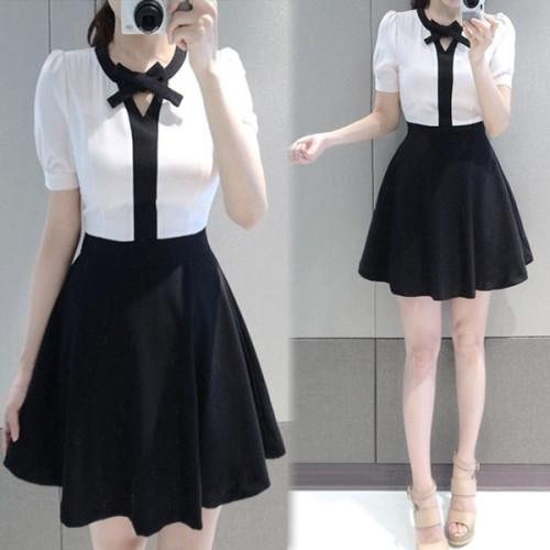 bow dress on Tumblr
