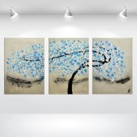 This Canvas Intentionally Left Black  Large acrylic ...