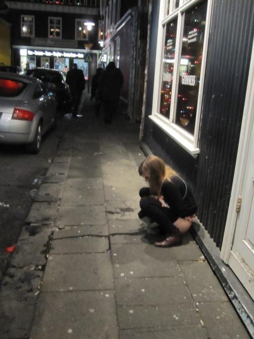 public urination on Tumblr