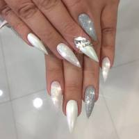 girly nails | Tumblr