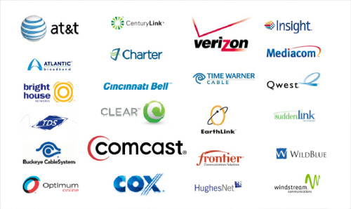 Internet And Cable Providers >> List Of Cable Internet Providers Internet Providers Near