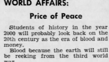 The Star-Democrat, Easton, Maryland, January 5, 1951Almost