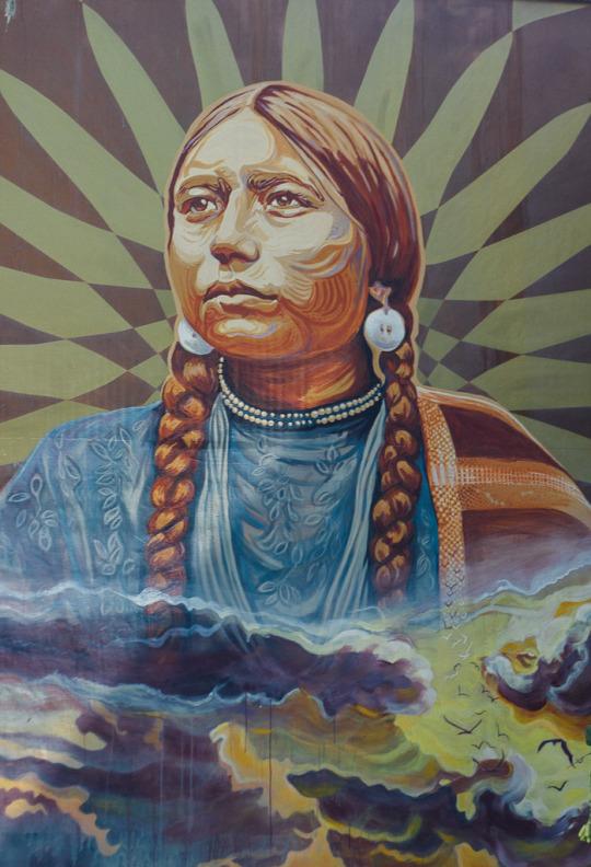 mural art santa cruz travel