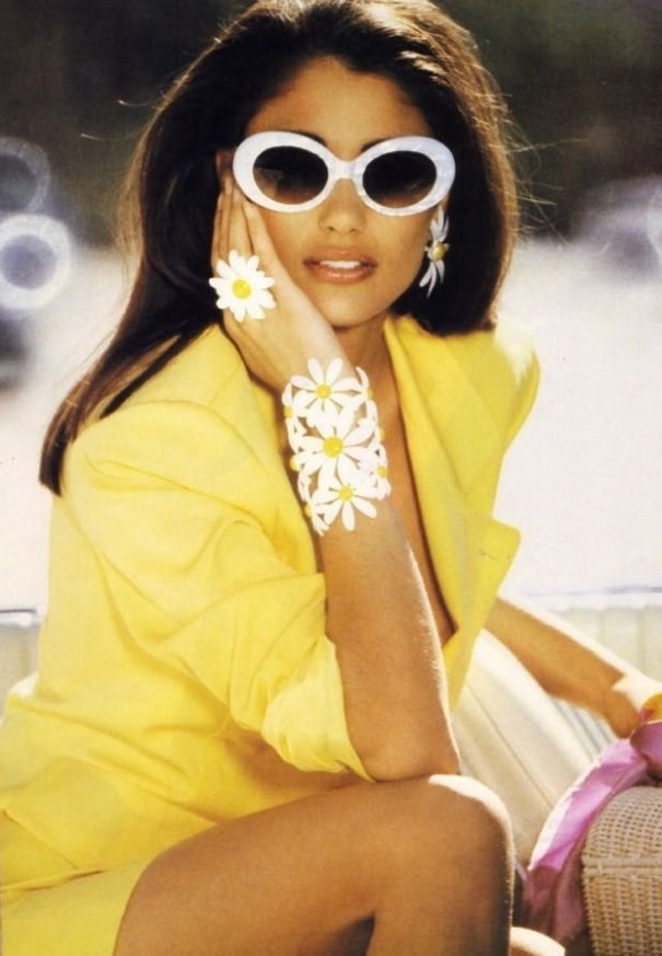 vintagewoc:Brenda Schad (1990′s)