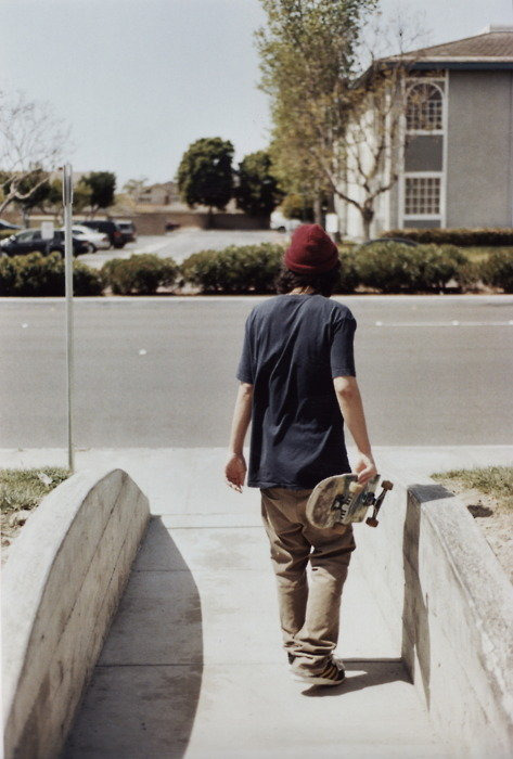 Cartoon Girl And Boy Wallpaper Skater Style On Tumblr
