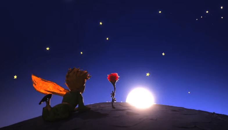 崩井:可悲的老飛行員與玫瑰
