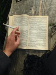 Tumblr Book Aesthetic