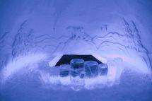Snow Village Lapland Finland