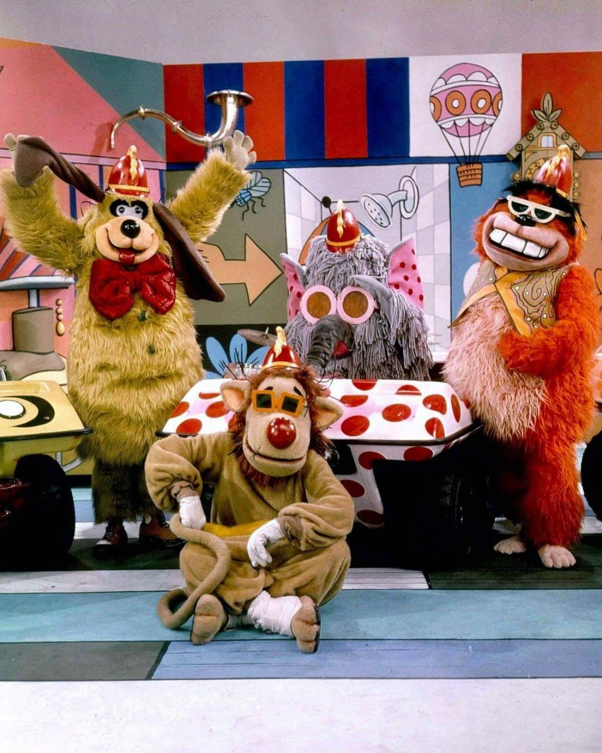 The Banana Splits - 1969