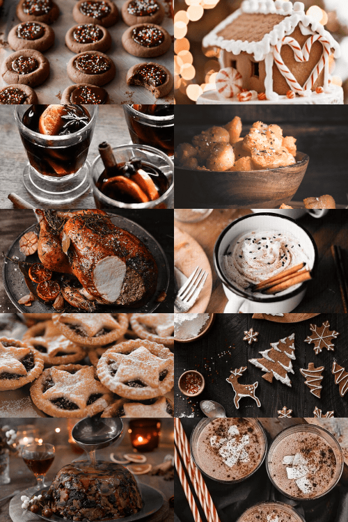 Fall Winter Wallpaper Free Gingerbread On Tumblr