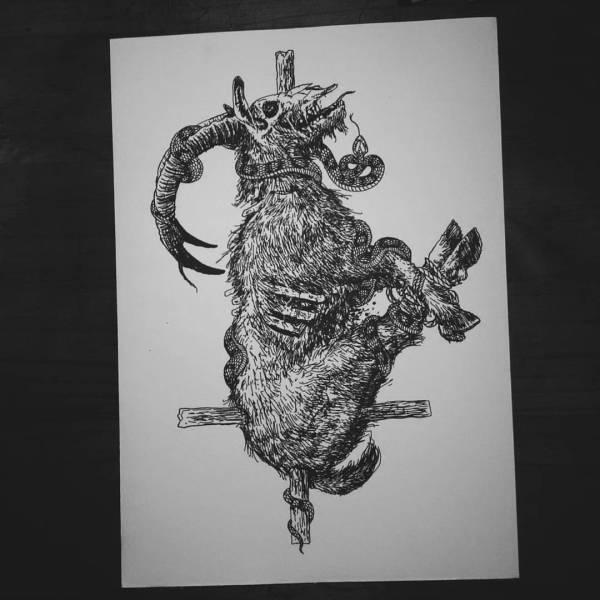 Occult Socialpsychopathblr Abacrombie Ink