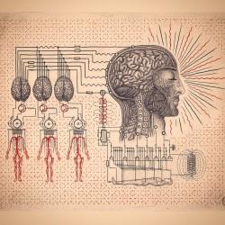 danielmartindiaz:#CollectiveConsciousness #Graphite on #Paper#Brain #Computer #Intelligence #Zeitgeist #Hive #Mind #Singularity #Artificial #Intelligence #Kurzweil #TurningTest