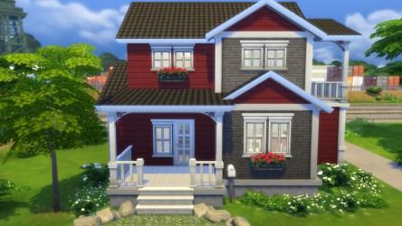 Small Sims House Ideas