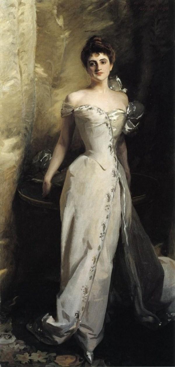 Mrs. Ralph Curtis John Singer Sargent