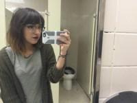bathroom selfies forever   Tumblr