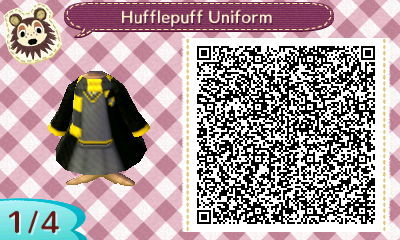 Animal Crossing New Leaf Wallpaper Qr Harry Potter Qr Code Tumblr