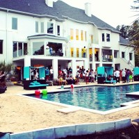 Rich Kids Of Instagram  Backyard pool party #summer by ...