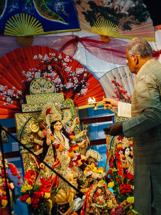 Durga Puja by Bay Basi