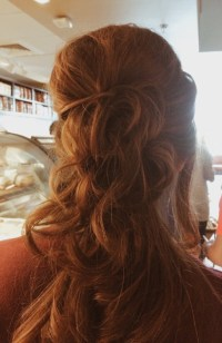 prom hair ideas on Tumblr