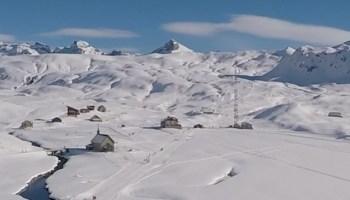Ski trip to Melchsee Frutt
