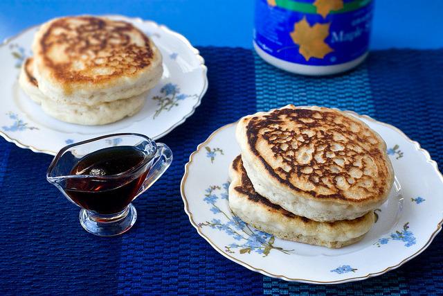Vegan Food Is Real Food  Vegan Pancake Round Up Puffy