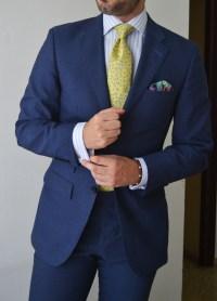 Suit and tie fixation  mysuitandtiefixation: WIWT, blue ...