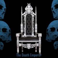 Haunt Furniture  The amazing Death Emperor Throne! Fully...