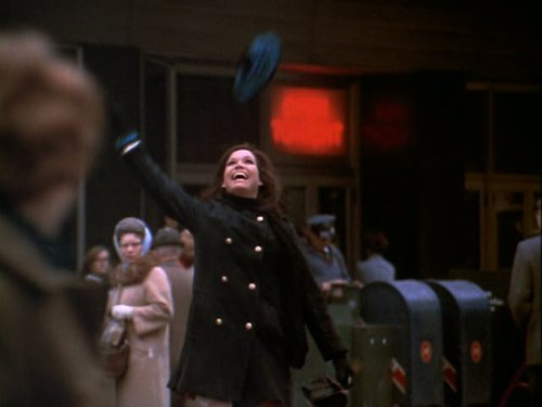 Mary Tyler Moore, you're gonna make it after all
