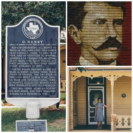 O. Henry museum in Austin