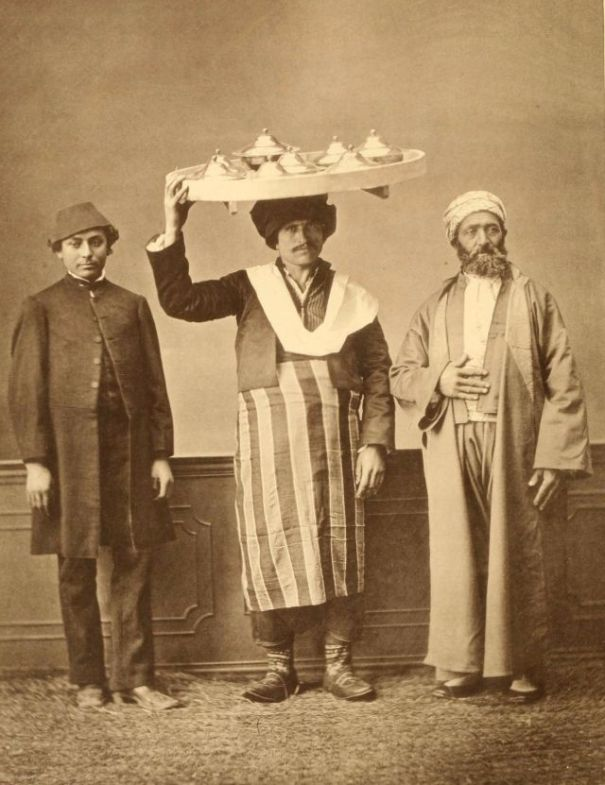 3d5e88940b3 Folk costumes in the 19th century: 74 rare and amazing vintage ...