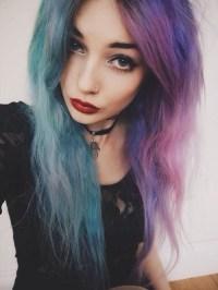 crimped hair | Tumblr