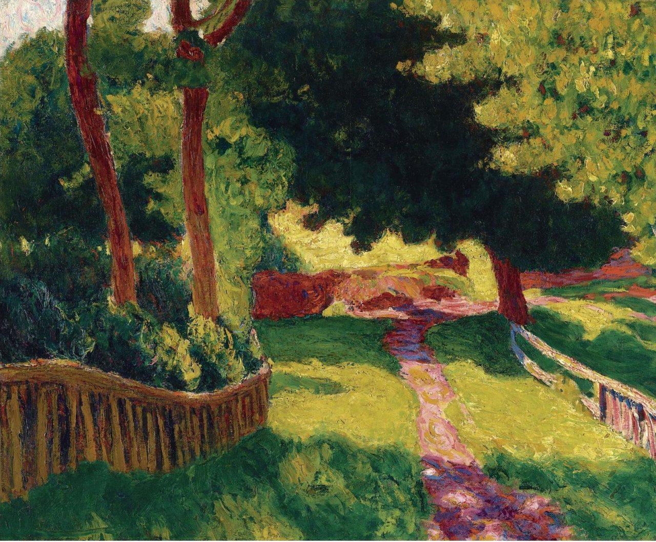 Roderic O'Conor, Sunny Landscape