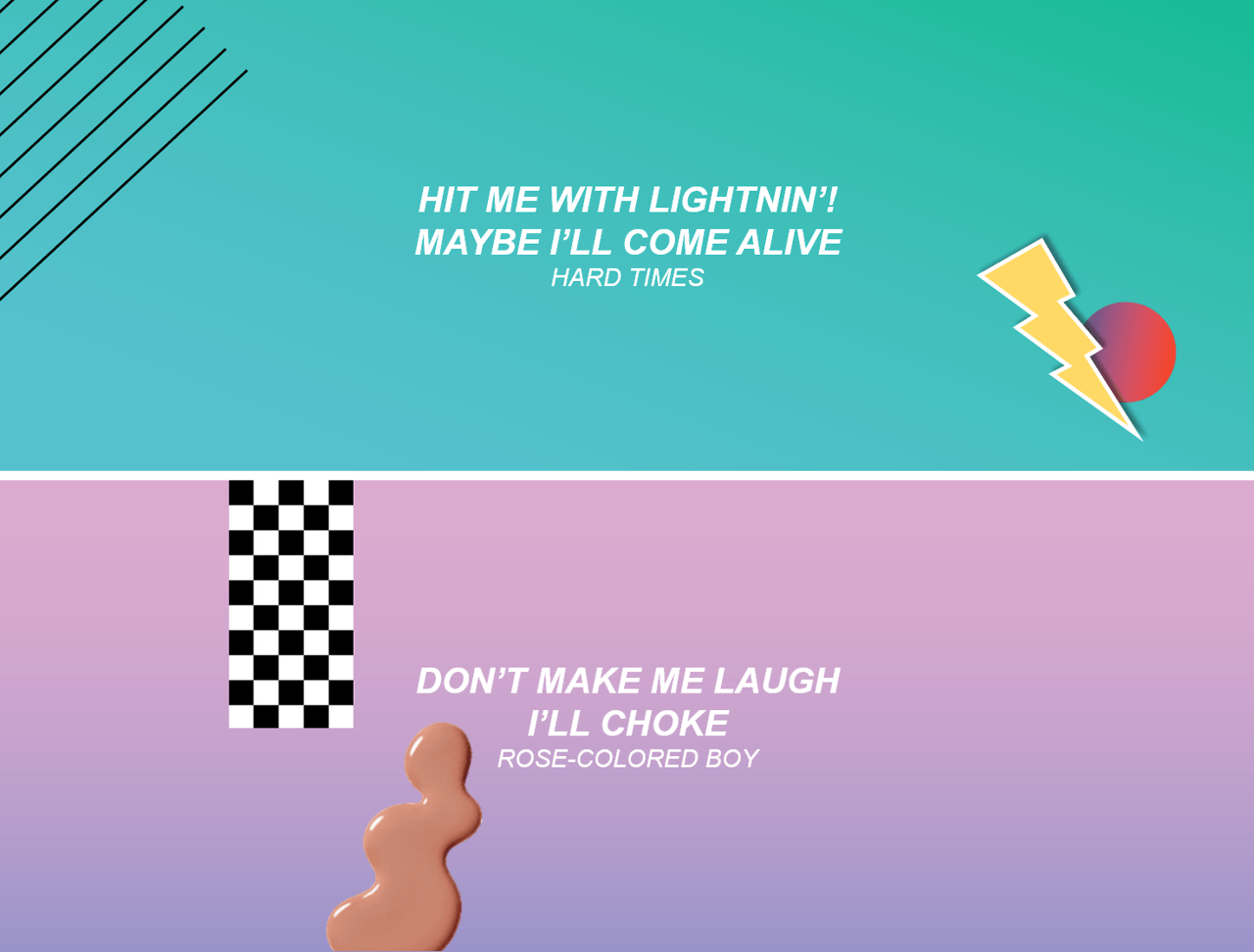 Bad Boy Quotes Wallpaper Album Paramore After Laughter Page 62 Music Atrl