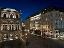 Hotel Sacher Wien Vienna Austria