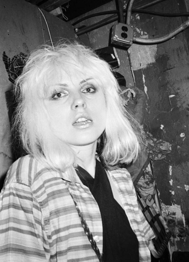 542b8ac365bf Debbie Harry at CBGB