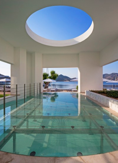 Patmos Aktis Suites and Spa - Patmos, Greece Set ...
