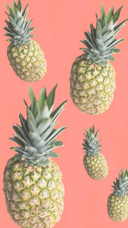 Fruit Quotes Wallpaper Pineapple Wallpaper Tumblr