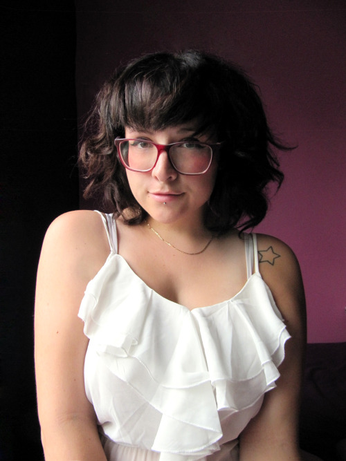 Girl With Glasses On Tumblr