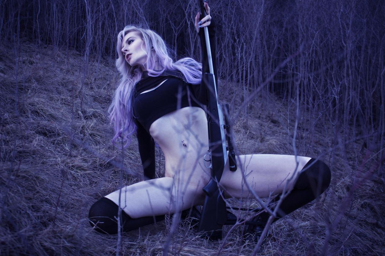 KinkyNyra's latest shot is a stunner