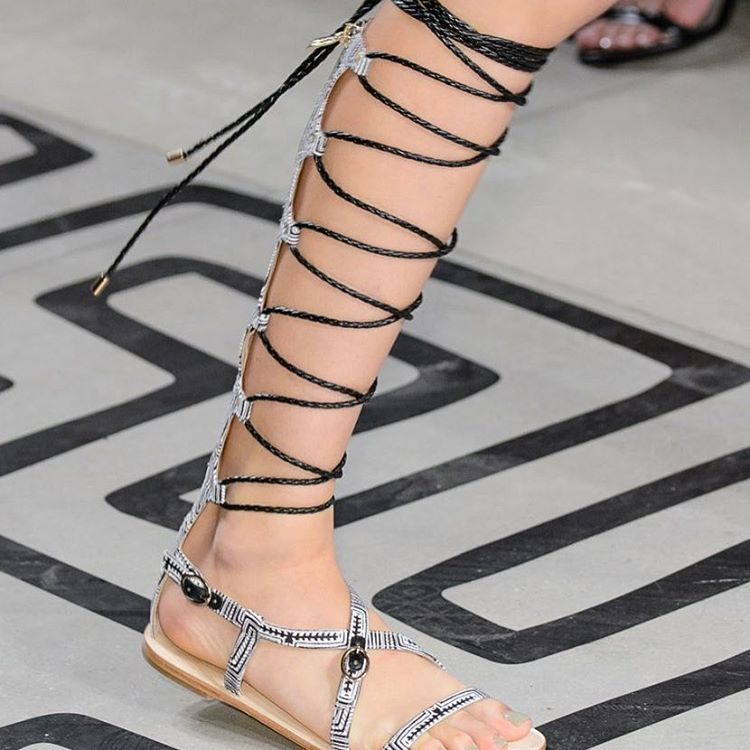 Best Shoes of S17 - Nicole Miller