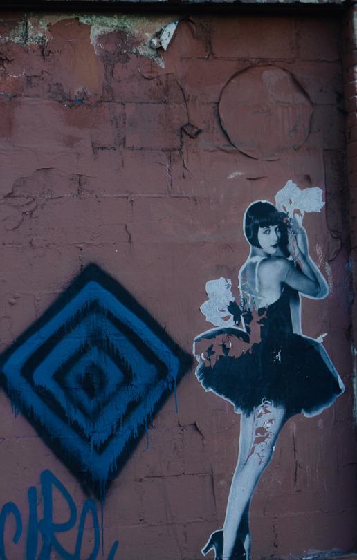 LA murals Los Angeles California murals street art travel DTLA