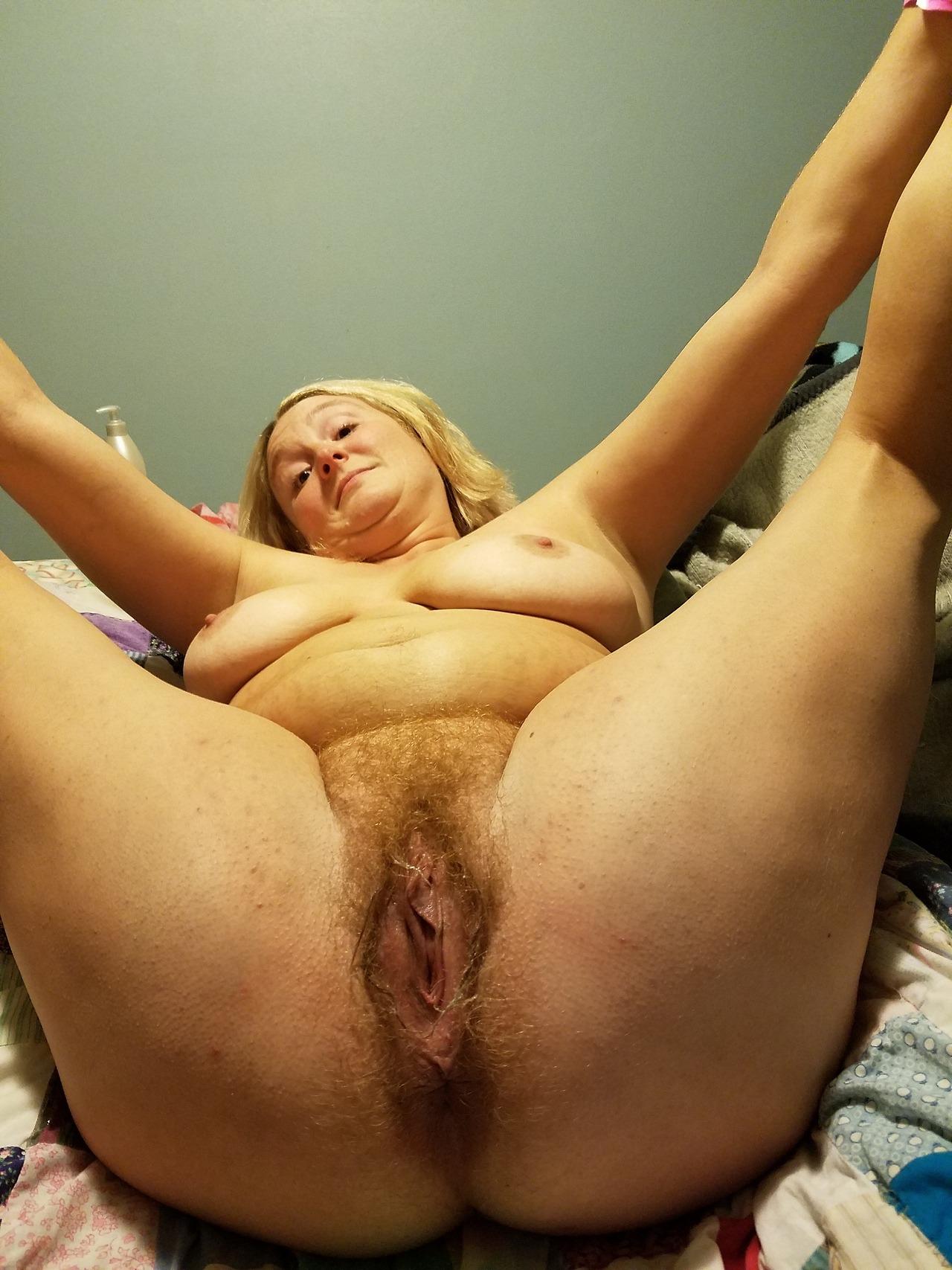 Granny big pussy