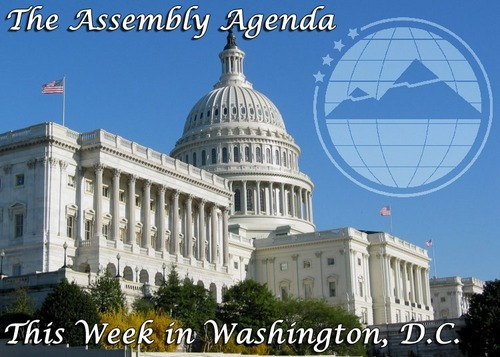 The Assembly Agenda – October 15, 2013