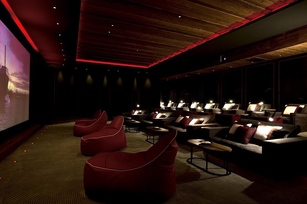 Top 10 Cinema Rooms A brilliant cinema room  Luxury Accommodations