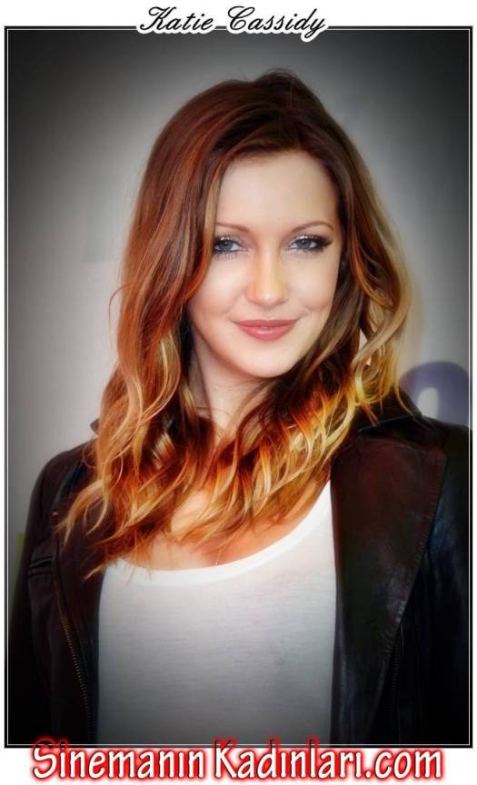 Katherine Evelyn Anita Cassidy,1986,ABD,Supernatural,Gossip Girl,Arrow,Laurel Lance,Katie Cassidy,Monte Carl ,Elm Street,Kris Fowles,Emma Perkins,Juliet Sharp,Brooke,Katie Cassidy Filmografi,,Hollywood